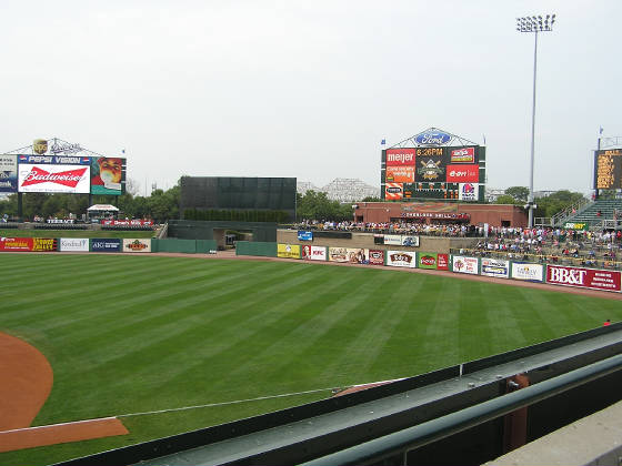 Looking at the board in RF - Louisville